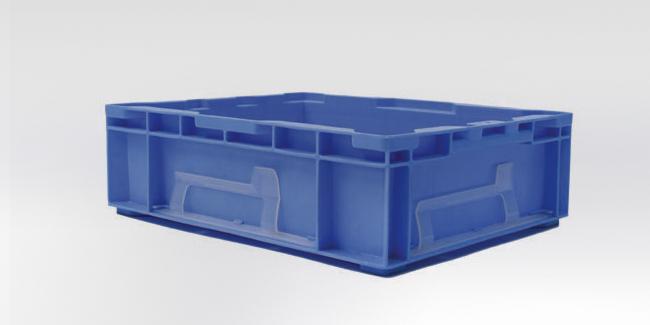 定制的塑料周转箱为什么会出现色差?