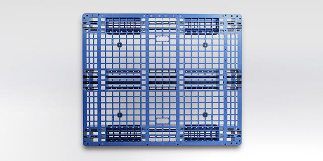 苏州托盘厂家介绍塑料单面托盘与双面托盘的选购注意事项