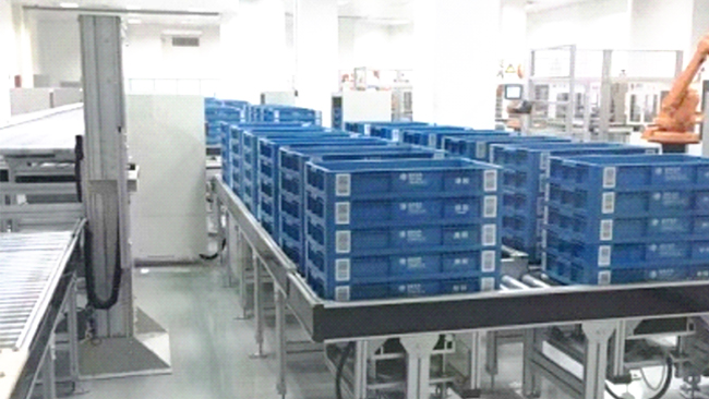 江苏国家电网定制塑料周转箱