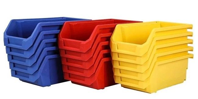 零件盒两种常见的应用款式