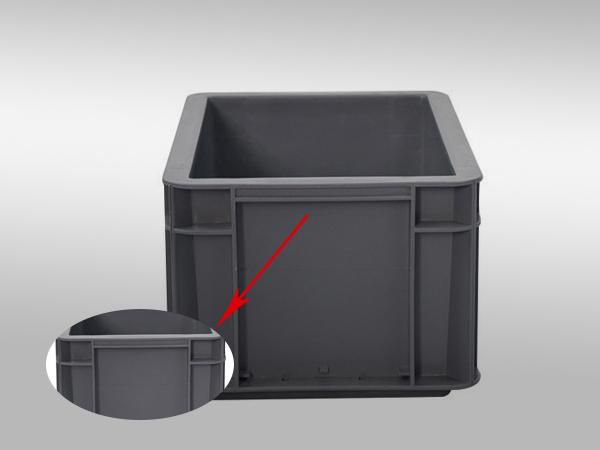 EU塑料周转箱32系列300-200-148(三)