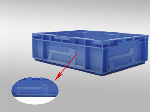 塑料周转箱HP3系列365-275-110(三)