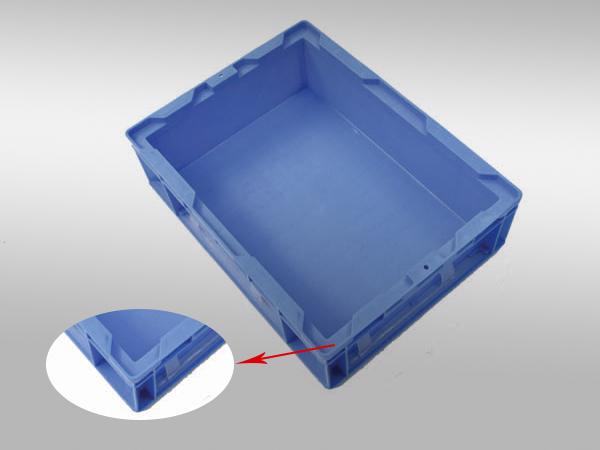 塑料周转箱HP3系列365-275-110(一)