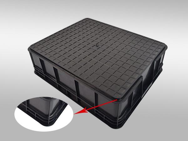 防静电周转箱65系列600-500-160(二)