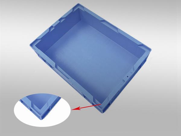 塑料周转箱HP4系列435-325-110(一)