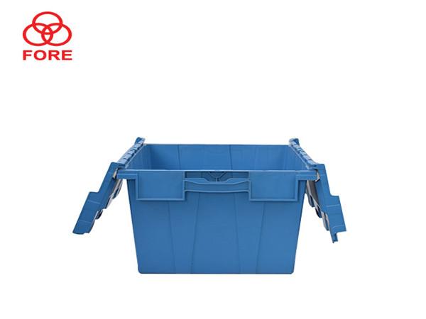 斜插塑料周转箱600-400-365(三)