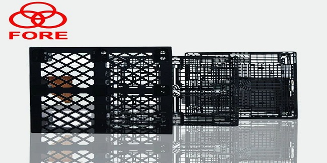 九脚与川字塑料托盘的三大区别