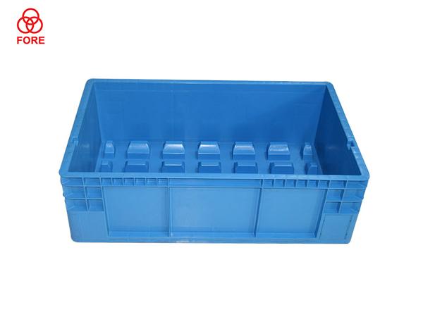 塑料周转箱圆形互感器720-450-230