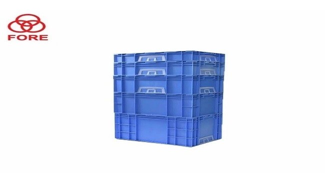 物流周转箱在使用过程中哪些地方易损坏?