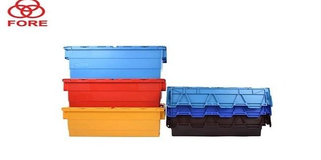 行业揭秘定制的塑料周转箱为什么会出现色差?