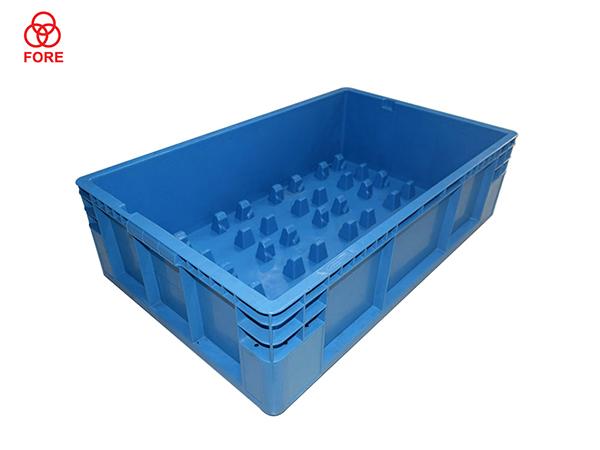 塑料周转箱方形互感器720-450-200